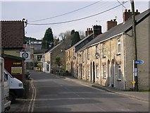 SW9750 : The Village of Sticker by Tony Atkin