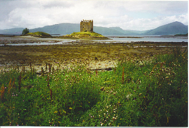 Castle Stalker from the East.