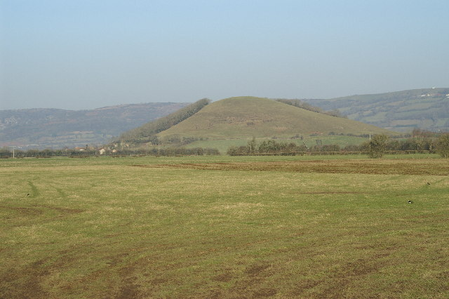 Monk Moor with Nyland Hill in the background