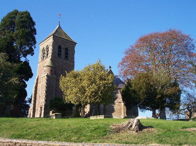 Pencombe Church
