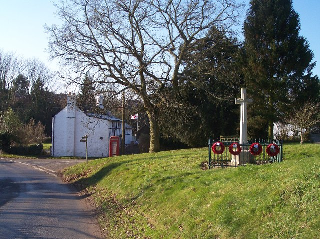 Pencombe Village and War Memorial