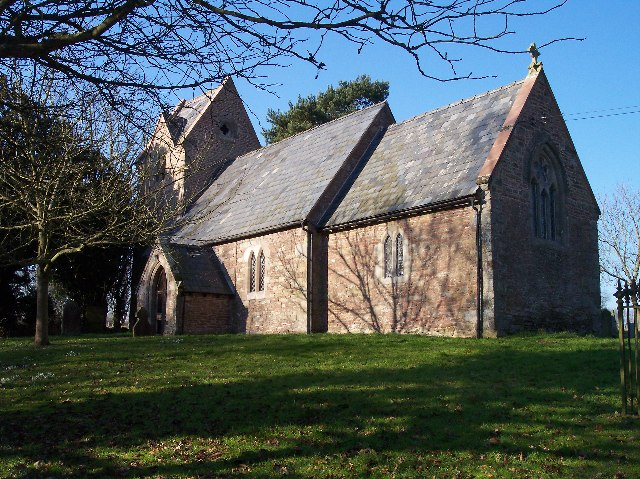 Little Cowarne Church