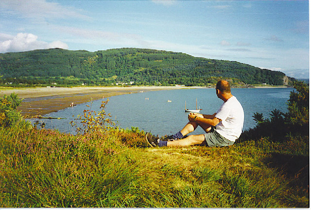Ardnamucknish Bay.