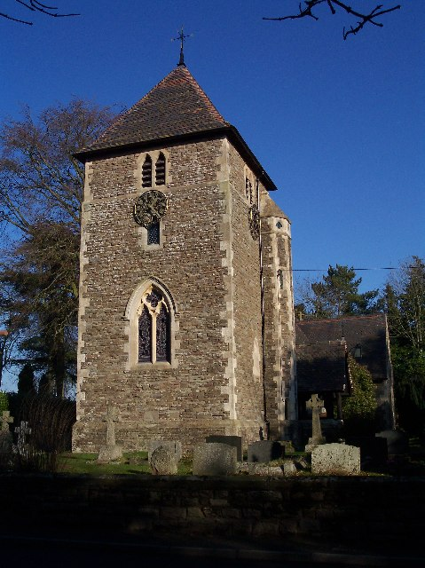 Bredenbury Church