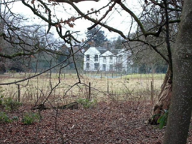 Brigton House near Douglastown