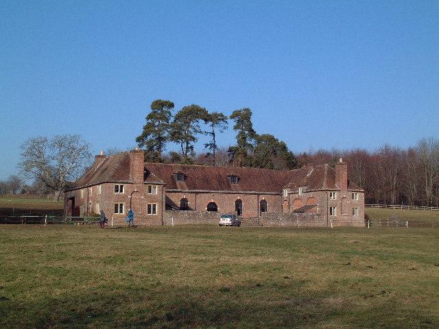 Coach House in Dewlish Park