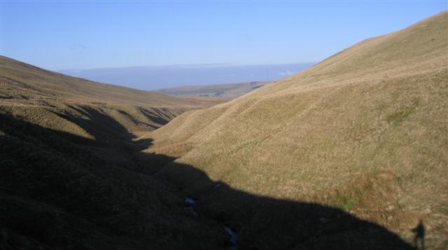 Downstream view.