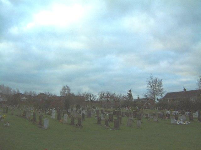 Ryton Cemetery