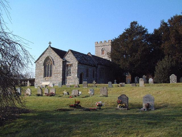 Dewlish Parish Church
