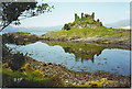 NM8543 : Castle Coeffin, Lismore. by Colin Smith