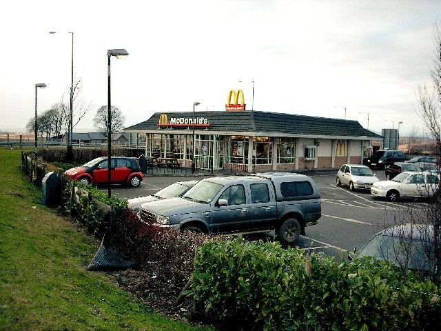 McDonald's, Forfar
