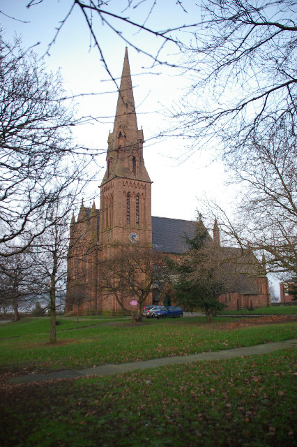 All Saints CofE Church, Runcorn