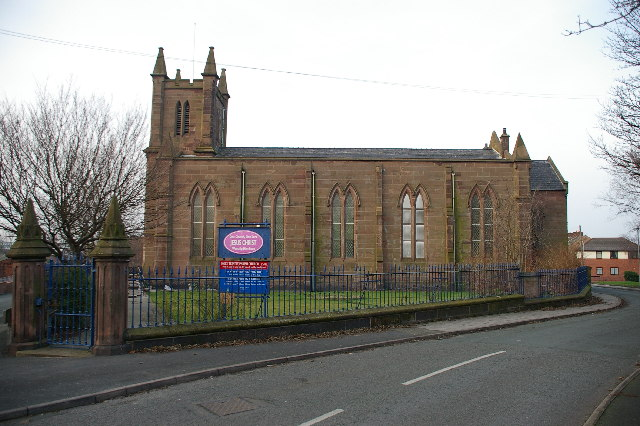 Holy Trinity Parish Church, Runcorn