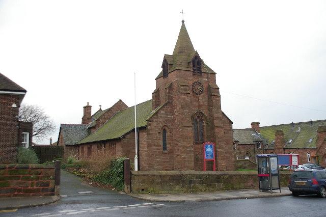 St John the Evangelist Weston Parish, Runcorn