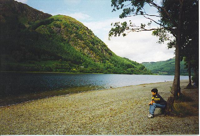 Loch Lubnaig.
