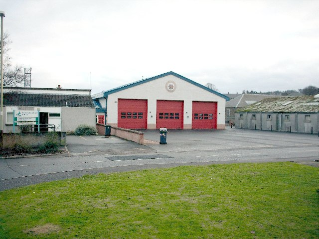 Fire Station, Forfar