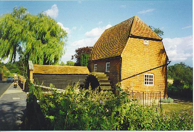 Cobham Mill.