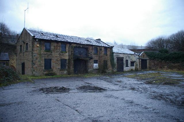 Old Boatyard, Finsley Gate, Burnley
