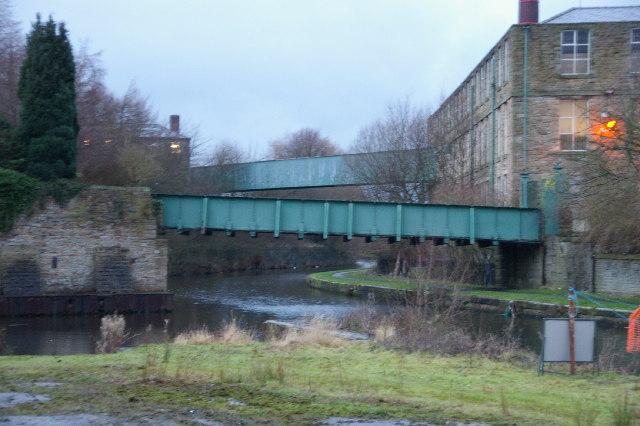 Leeds & liverpool Canal Finsley Gate, Burnley
