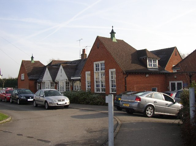 Primary School, Ash Street, Ash, Surrey
