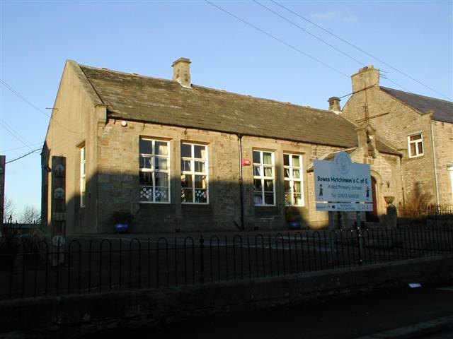 Bowes Hutchinsons CE Primary School