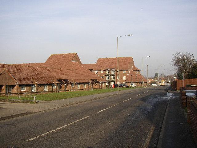 Japonica Court, Shawfield Road, Ash, Surrey