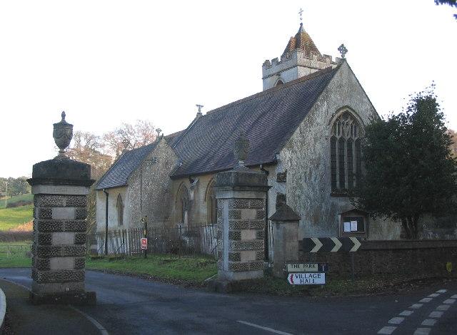 Erlestoke Parish Church