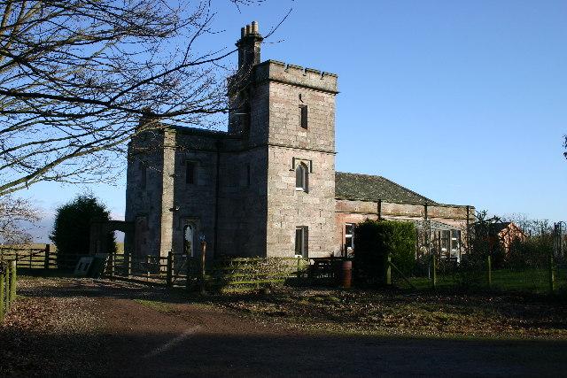 Buckholme Lodge