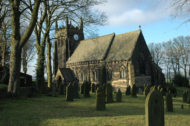 St. John the Evangelist Church, Hoylandswaine