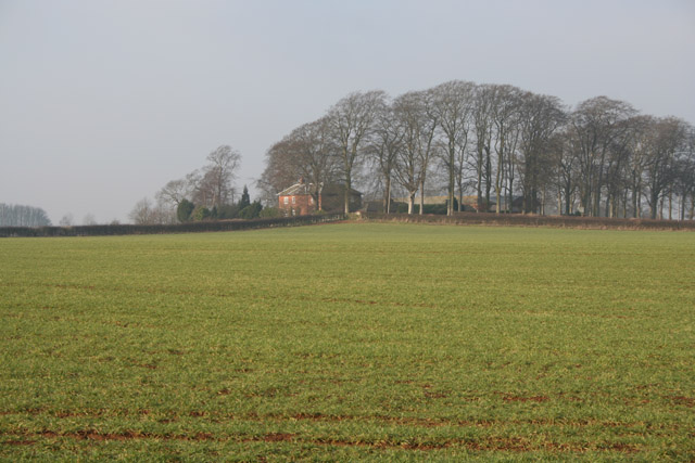Farmland near Grantham