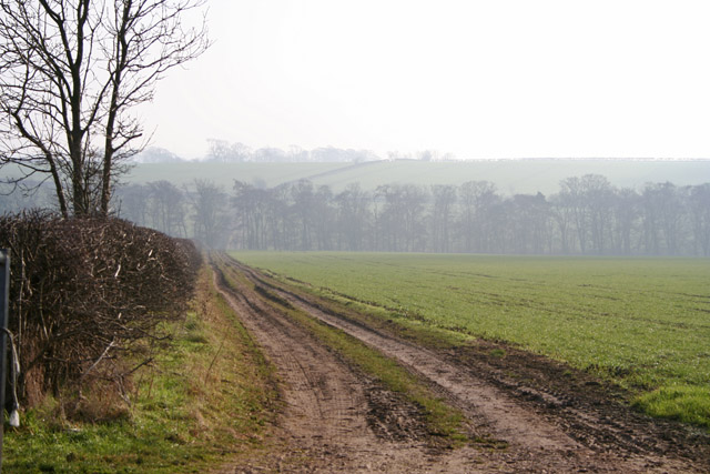 Farmland at Stroxton