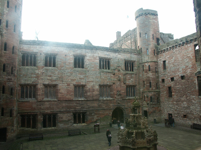 The Palace of Linlithgow