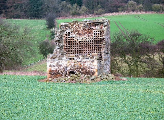 Ruined Dovecot