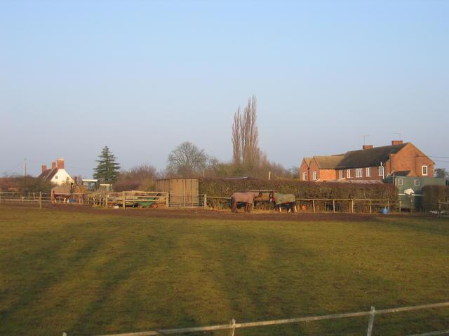 Hogbrook Farm Cottages