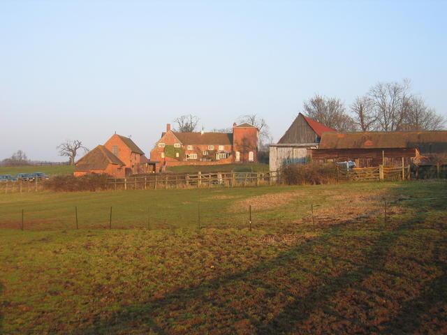 Ashorne Hill Farm