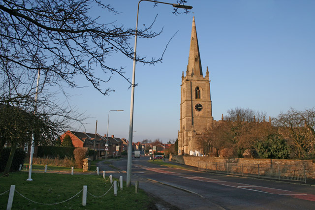 High Street, Great Gonerby