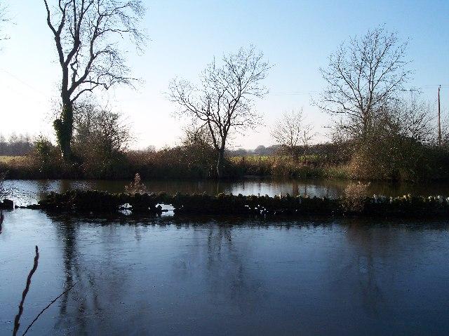 Divided Pond