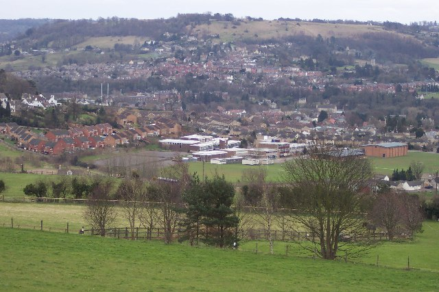 Stroud view
