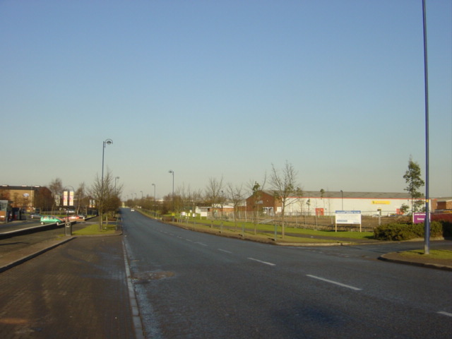 Huyton Industrial Estate, Wilson Road