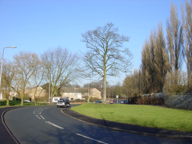 Whiston Lane, Huyton