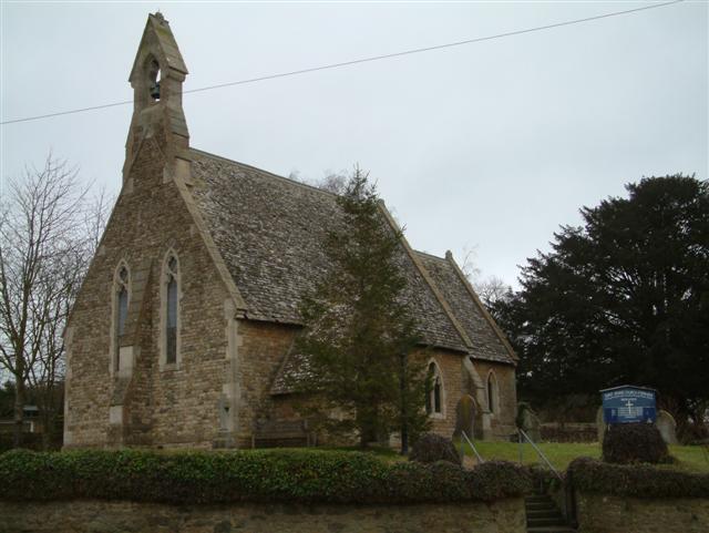 St. John's Church, Fernham