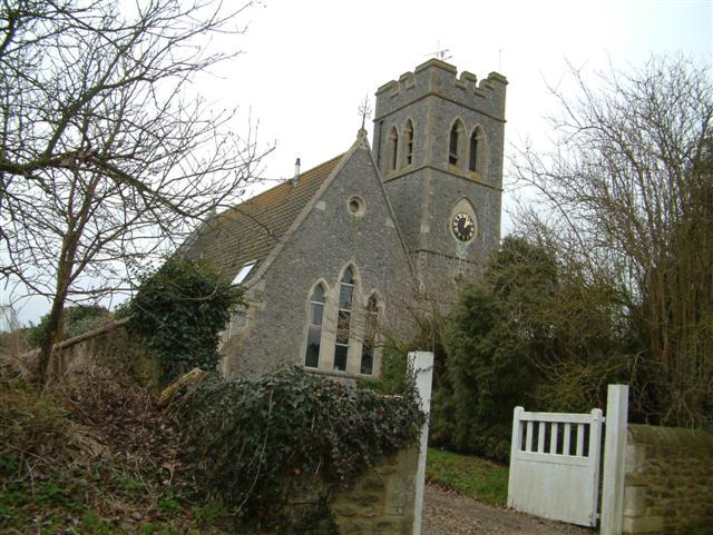 Holy Trinity Church, Hatford