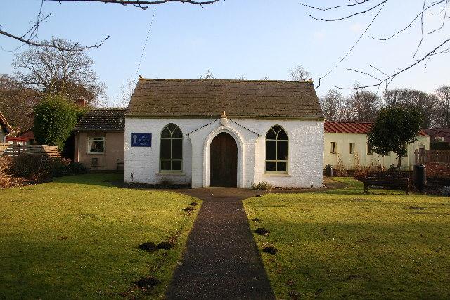 Lea Methodist church