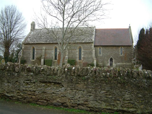 Church of the Holy Ascension, Littleworth