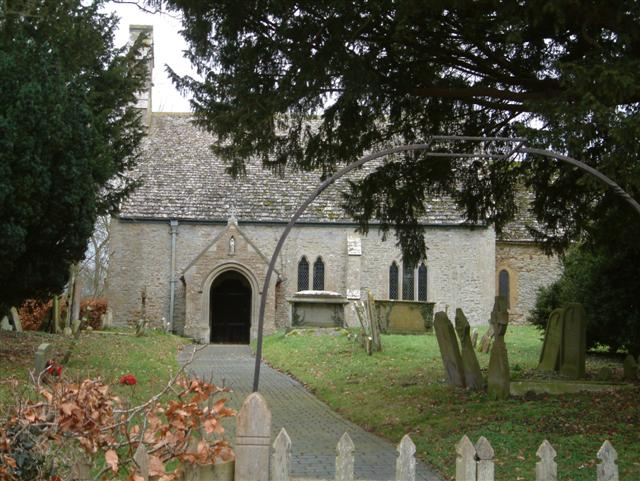 St. Michael's Church, Eaton Hastings