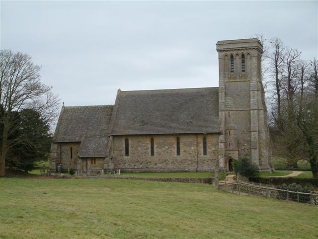 St. James Church, Sevenhampton