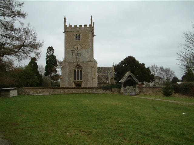 St. Mary Magdalene Church, South Marston