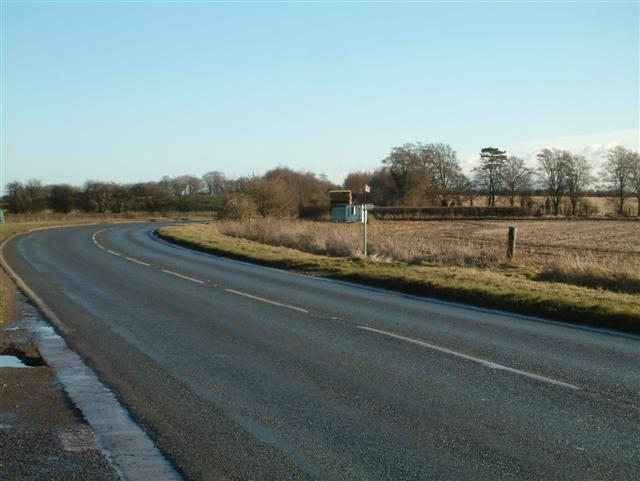 A417 from Wantage
