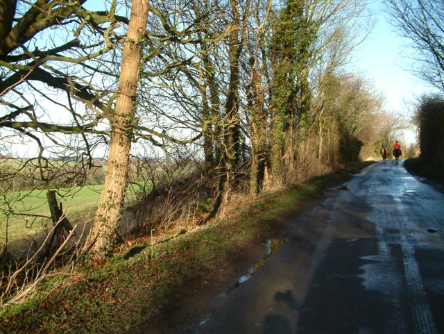 The Road to West Hendred