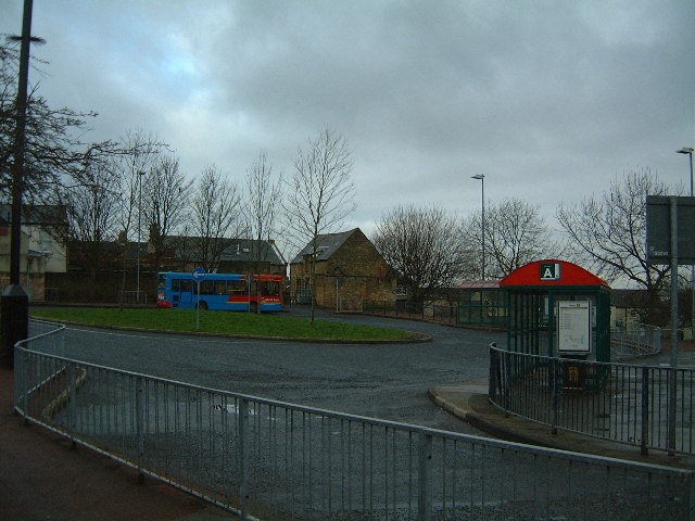 Winlaton Bus Station